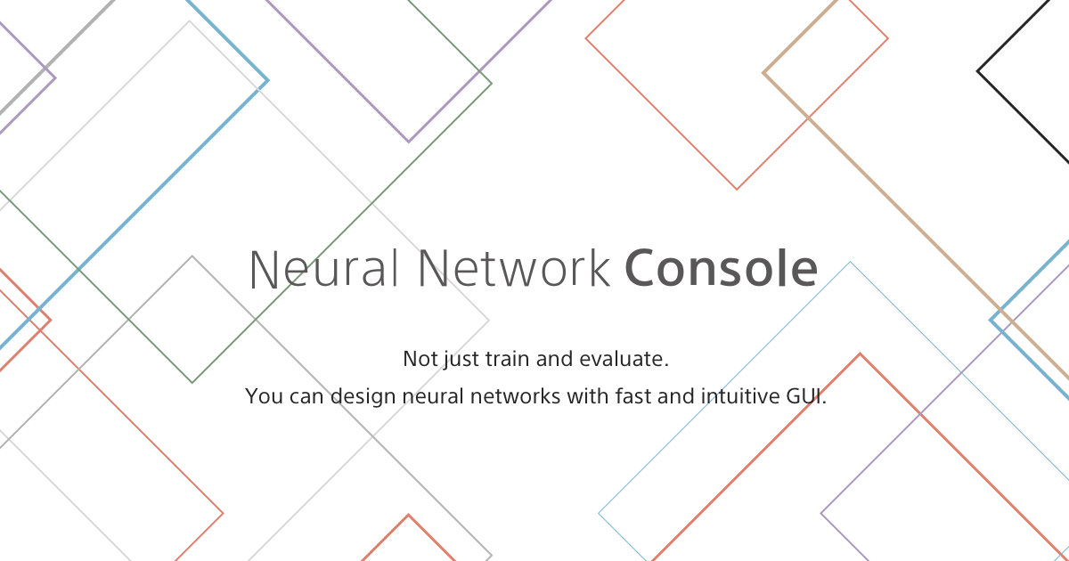 Layer reference – Docs - Neural Network Console